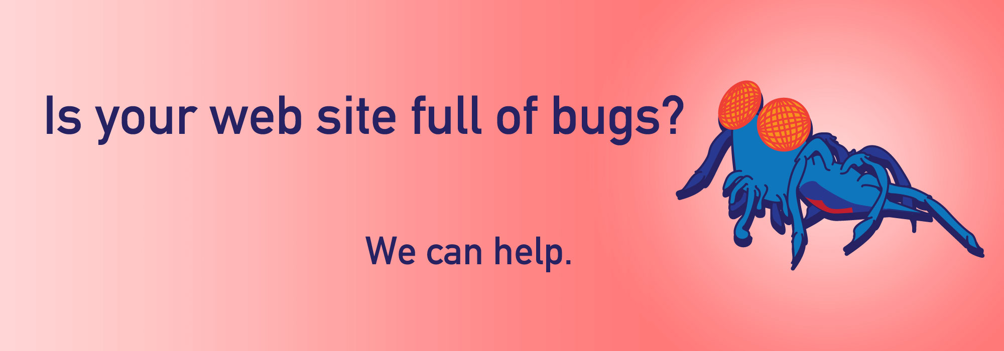 imgIs your site buggy?